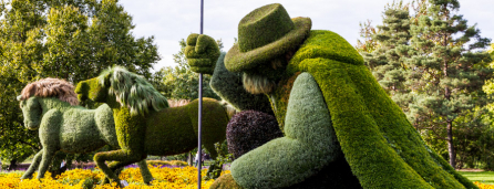 Mosaicultures Montreal 19