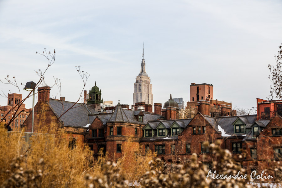 New York : Downtown Manhattan
