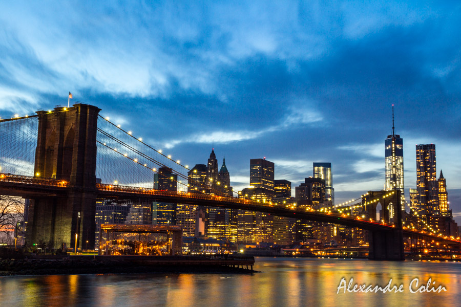 New York : Lower Manhattan