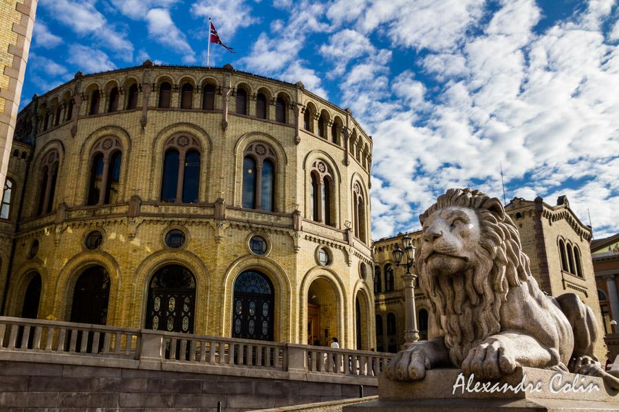 Bergen et Oslo